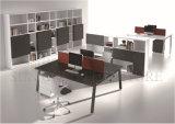 4 Verdeling van het Werkstation van het Bureau van zetels de Open Moderne Witte (sz-WS54)