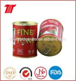 Rote Farben-Qualität kein additives Tomatenkonzentrat