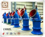 bomba de água elétrica do fluxo 1300zl axial