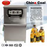 Máquina de rellenar de la succión eléctrica principal doble del uno mismo para el petróleo líquido
