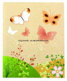 Impression couleur Soft Cover School Exercise Book