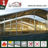 屋外のイベントに使用する明確なスパンのアーチのテント
