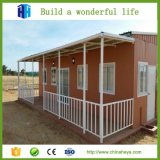 Camera di campeggio prefabbricata della baracca di libro macchina di qualità superiore e Camera di legno di DIY