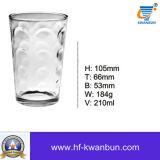 Ясная чашка выпивая стекла с новым стеклоизделием Kb-Hn0252 конструкции