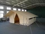 サファリのテント