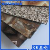 3mm 4mm ACPの大理石アルミニウム合成のパネル