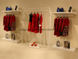 Metal Display Rack, Display Stand, Slatwall, unidad de pared