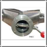 Máquina seca V-Shaped do misturador do pó