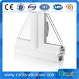 Profils faits sur commande de profil des compagnies de plastique PVC/UPVC d'extrusion pour Windows et des portes