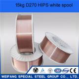 Fio de soldadura quente Er70s-6 da alta qualidade da venda Er50s-6 de China do fio da solda do MIG