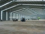 Diseño del almacén, palmo claro sin el acero medio de la columna vertido (SS-15202)