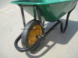 Carrinho de mão de roda do Handcart Wb3800 do carro da ferramenta do trole da mão do Wheelbarrow