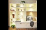 Moderne hölzerne Küche-Schränke Belüftung-Hauptküche-Schrank-Möbel-Küche (zc-034)
