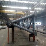 La alta calidad clásica prefabrica el edificio de la estructura de acero para el almacén de acero