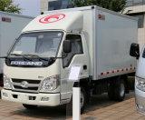 Camion de fourgonnette Foton 4 * 2