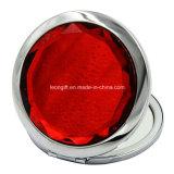 Зеркало состава красотки пинка формы сердца