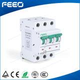 Gelijkstroom MCB Solar Energy 3p 32A 250V Electrical Circuit Breaker