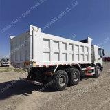 Dumper du camion- de vidage mémoire de Sinotruk HOWO A7 420HP 6X4