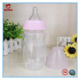 Бутылка нового Newborn младенца 240ml подавая с ниппелью