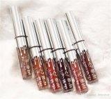Kylie mais recente versão do feriado da chegada 6PCS / Set Waterproof Long-Lasting Lipstick