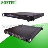 Deviazione standard IRD del MPEG 2 con 2 scanalature di ci (DVB-C/S/S2 a ASI/IP)