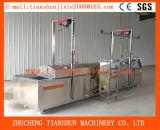 Cadena de producción cocida al horno Tszd-50 de las patatas fritas máquinas/máquina vertical del alimento de las patatas fritas