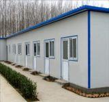HOME pré-fabricadas provisórias da construção de aço do edifício de casa