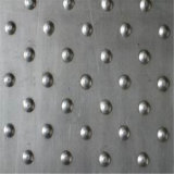 304, placa de acero inoxidable del inspector de 304L Dimond