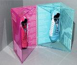 Caixa de sapato de acrílico personalizado com logotipo Btr-G1131