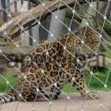 동물성 스테인리스 철사 밧줄 메시 또는 담 공장