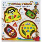전자 차 고정되는 이동할 수 있는 아기 선물 아이들 교육 장난감