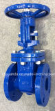 Het type van DIN3352 F4 GG25 pn16 OS&Y de kleppen van de Poort China