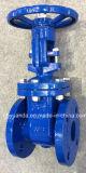 Tipo valvole a saracinesca Cina di DIN3352 F4 GG25 pn16 OS&Y