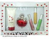 De Flessen van het Glas van de geur op het Knappe Parfum van de Hoogste Kwaliteit van de Bevordering