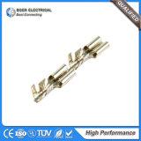 Zylinder-Falz-Tabulator-quetschverbindenverbinder und Terminals