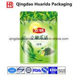 4 загерметизированный сторонами алюминиевый мешок пластичный упаковывать для чая