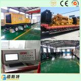 Générateur diesel mobile de remorque silencieuse diesel du générateur 15kw/18kVA