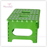 Chevreaux Foldable Stool, Plastic Folding Step Stool pour Outdoor Camping