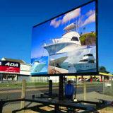 P14 a todo color al aire libre de alta resolución LED que hace publicidad de la fábrica de la visualización de LED