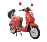 Piccolo ciclomotore elettrico della Cina con i pedali da vendere