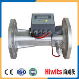Medidor de calor ultra-sônico de Digitas do elevado desempenho com o Mbus/RS-485 para o uso do edifício
