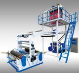 LDPE doble Winder Rotary Die Cabeza de plástico Máquina de película soplada