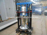 Machine de propagation de silicones vitrage en verre/double d'isolation d'extrudeuse en verre de puate d'étanchéité