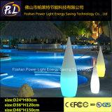 Indicatore luminoso decorativo della colonna delle colonne chiare LED del LED per la cerimonia nuziale