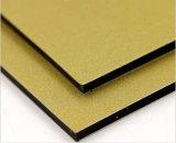 Панель покрытия золота алюминиевая составная