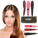 Beautystar el cepillo eléctrico de la enderezadora del pelo del LCD de la generación 3