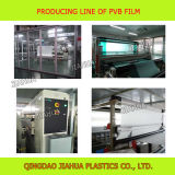 Thick 0.38mm Clear Polyvinyl Butyral PVB Sheets for Flat Laminated Safety Glass