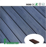 Co-extrusão Waterproof preço barato Wood Plastic Composite WPC Decking