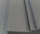 Placa Checkered galvanizada mergulhada quente da folha