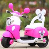 Migliore motociclo elettrico poco costoso di vendita dei pp/giro leggero dei capretti sui giocattoli